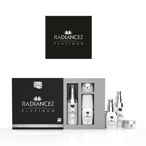 (BLIND CONTEST ) Create the WORLD CLASS next product Label & Packaging Design for RADIANCEZ PLATINUM