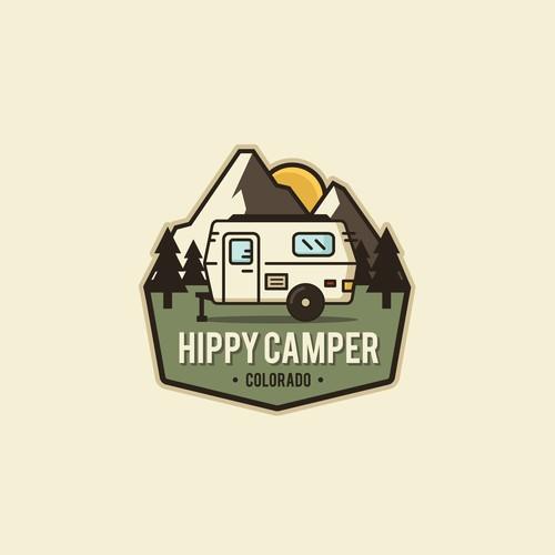 HIPPY CAMPER