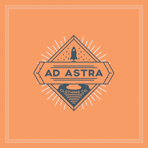 Logo for Ad Astra