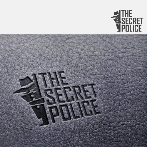 Logo for The Secret Police