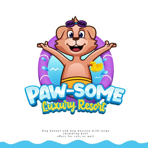 Paw-some Luxury Resort