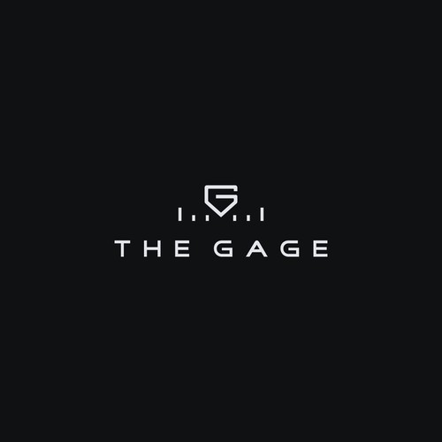 Logo Design for The Gage
