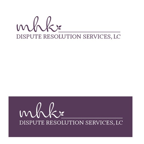 Classic logo for law firm