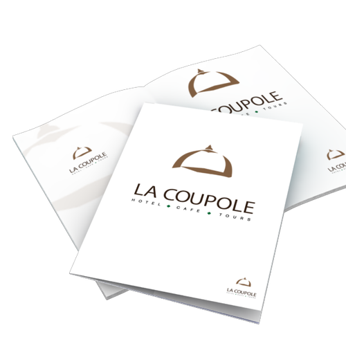 Create the next logo for La Coupole Hotel