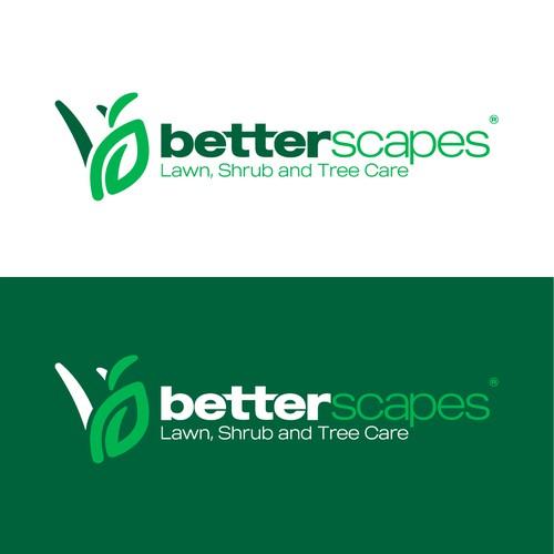 Logo design for BetterScapes