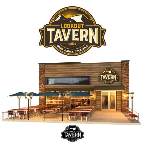 Landmark Tavern Logo