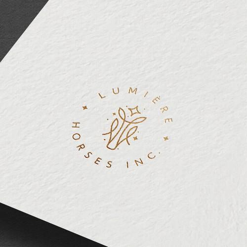 Lumiere Horses Inc. Logo