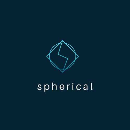 Logo for shpherical