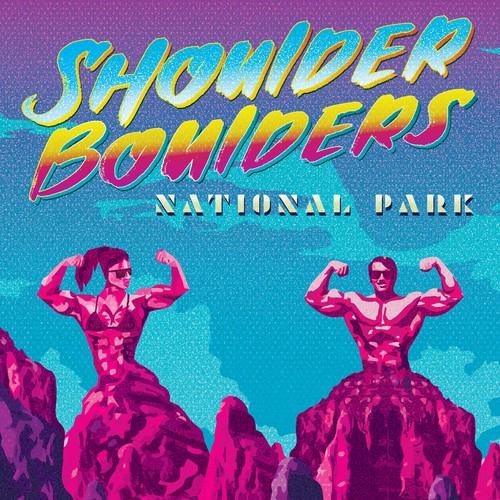 Shoulder Boulders National Park