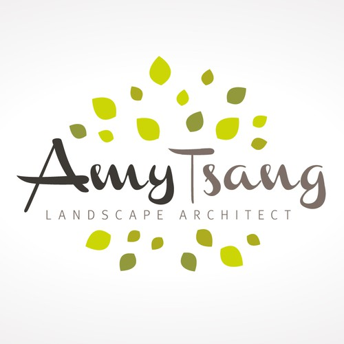 Amy Tsang Logo Design