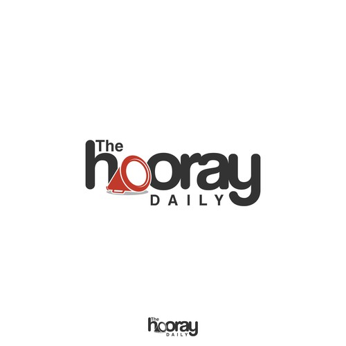 Logo for The Hooray Daily