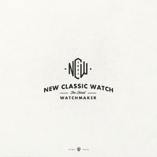 Logo for New Classic Watch