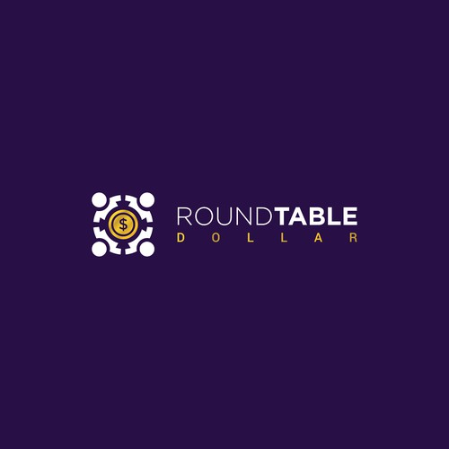 Logo concept of Roundtable Dollar
