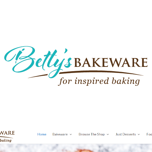 Logo for bakeware shop