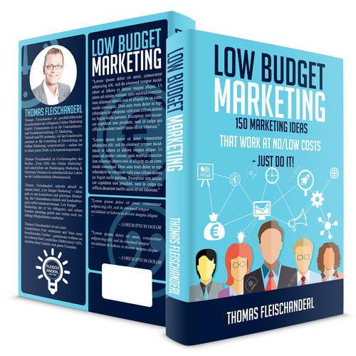 low budget marketing book