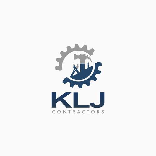 KLJ Contractor Logo