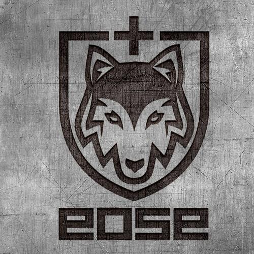Logo Concept Survival Gear Brand.