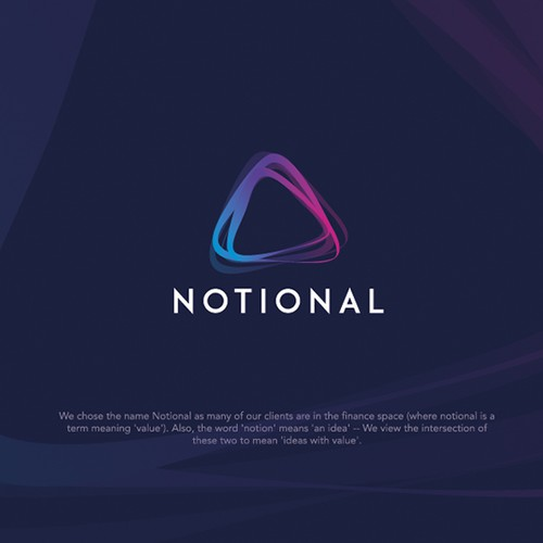 Notional Logo design