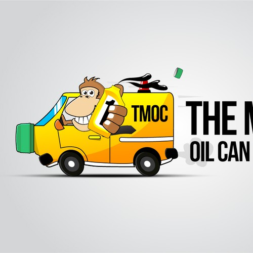 Need Logo for Mobile Oil Change Business