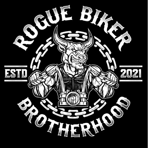 Logo Design for Rogue Brotherhood