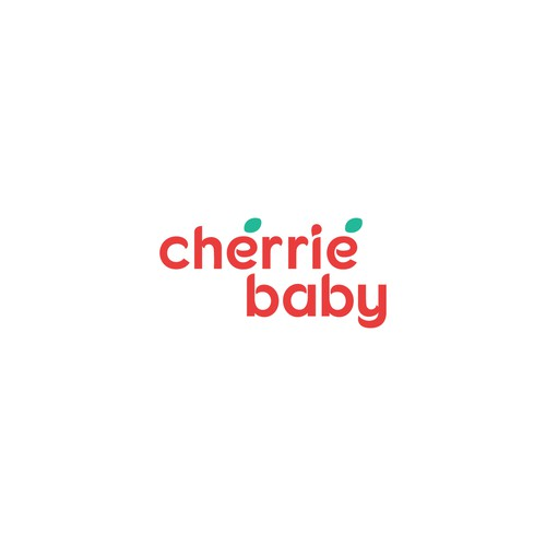 Logo design for baby store