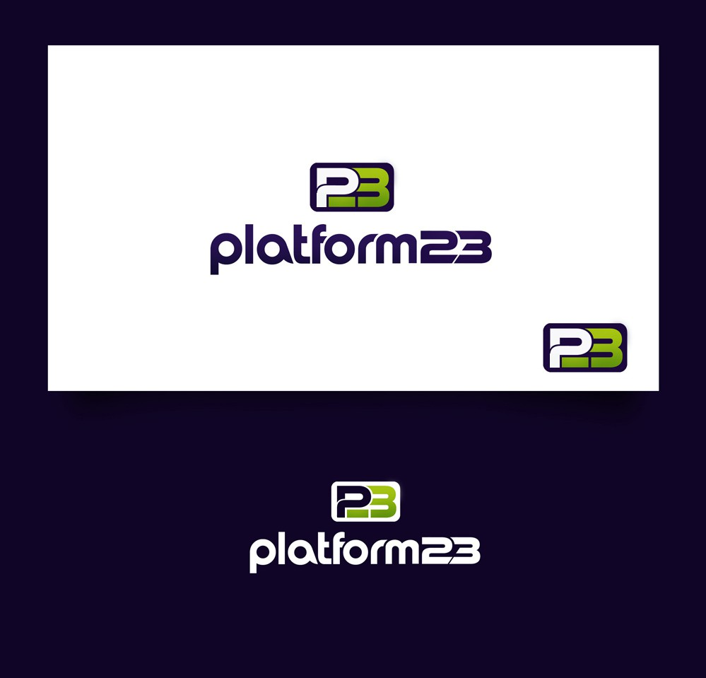 Platform23 needs a new corporate logo