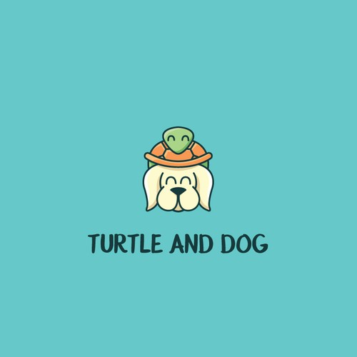 TURTLE AND DOG