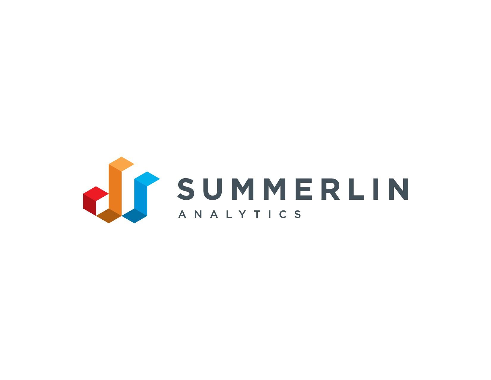 Modern, Bright Logo for Data Visualization Company
