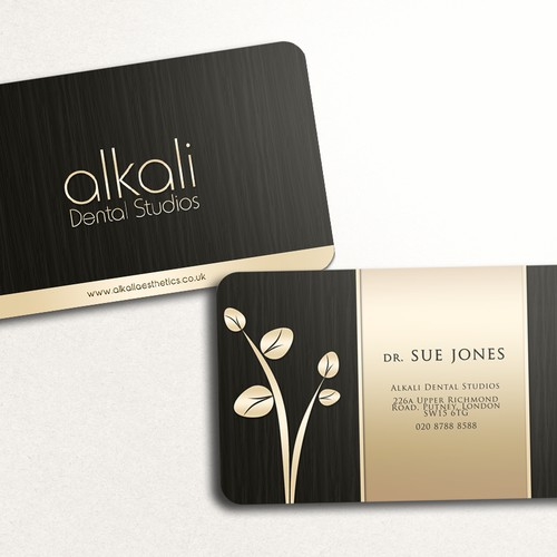 New stationery wanted for Alkali Dental Studios