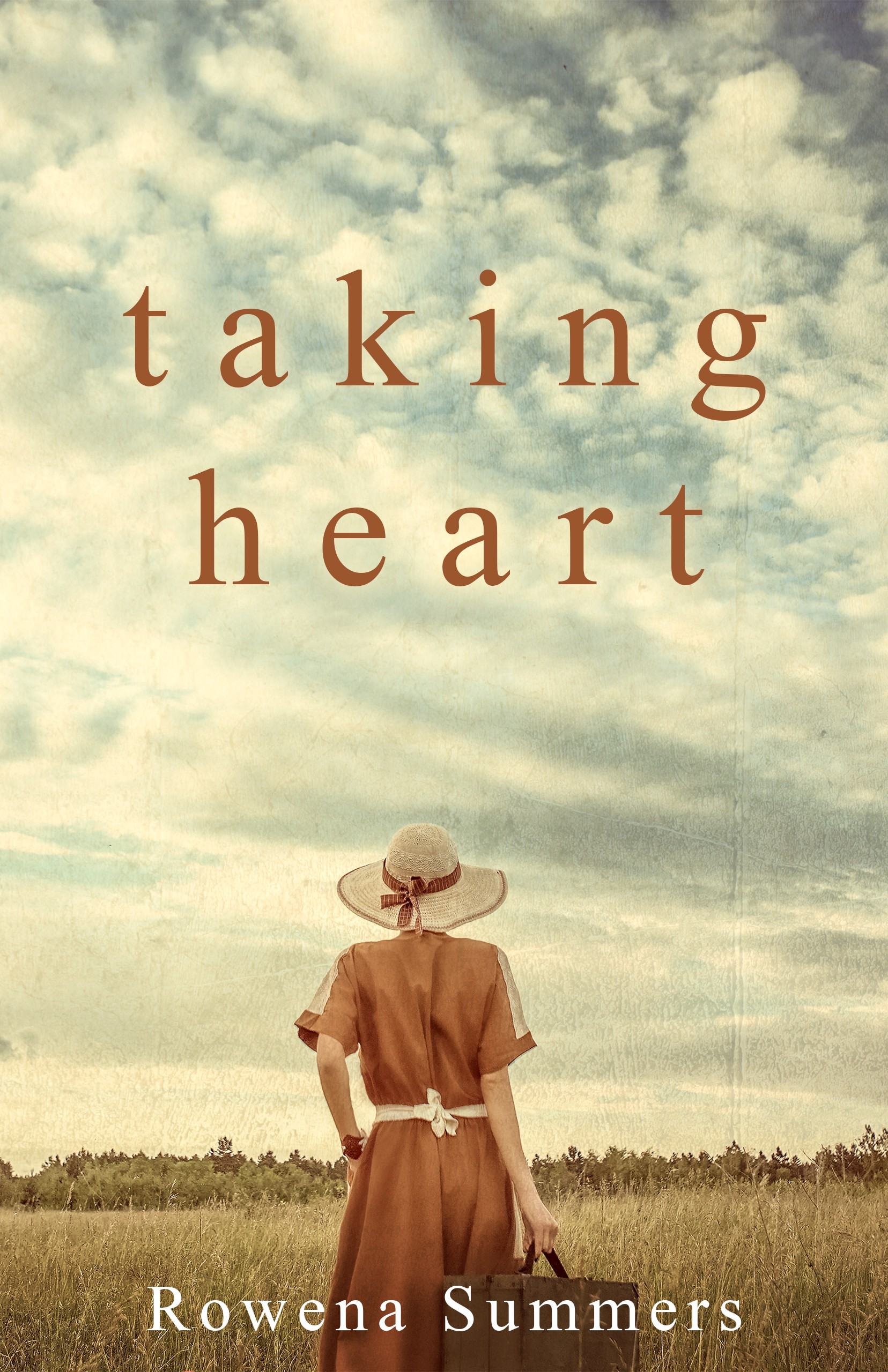 Taking Heart eBook Cover