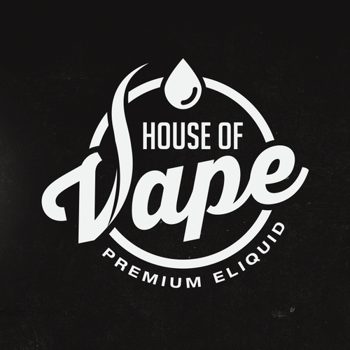 LOGO DESIGN FOR E-LIQUID COMPANY