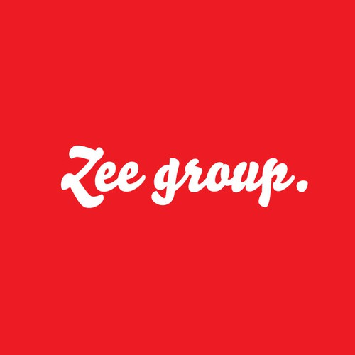 "Create a Minimalist Flat Design Logo ""Zee Group"""