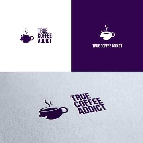 Logo for Coffee Addict