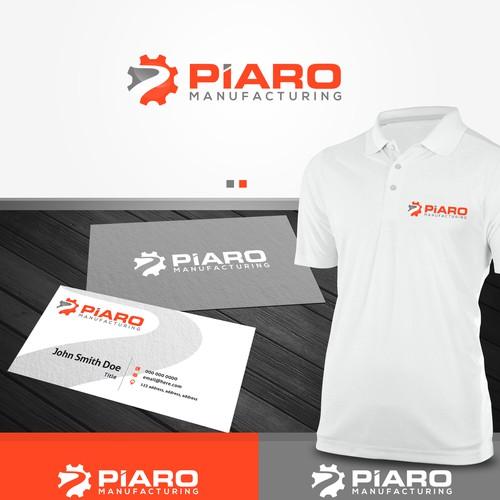 PIARO MANUFACTURING LOGO