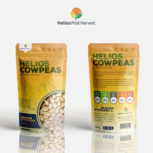 HELIOS COWPEAS - OPTION 2
