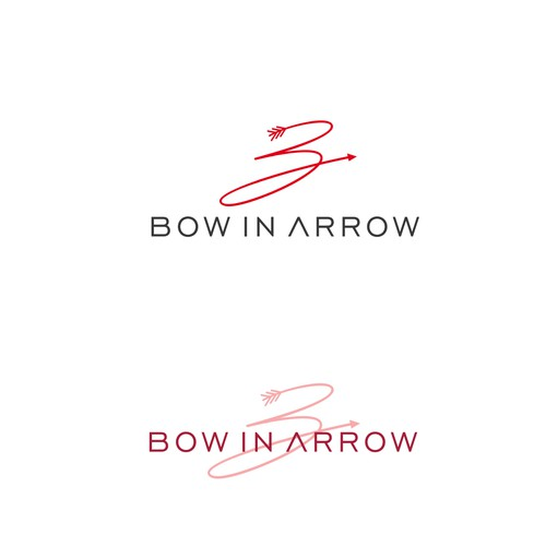 Logo design for Bow in Arrow