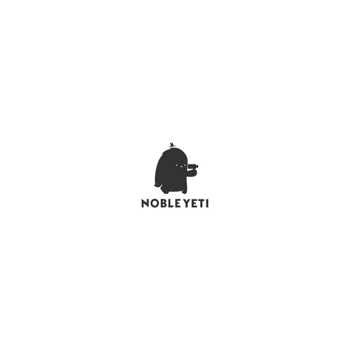 Design a fresh logo for Noble Yeti