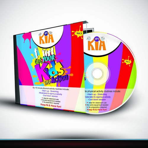 CD Cover & Jacket
