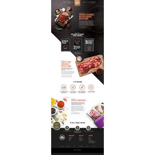 Meat Website