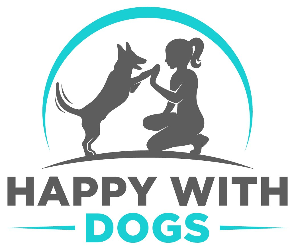 """Happy with Dogs"" needs a logo:-)"