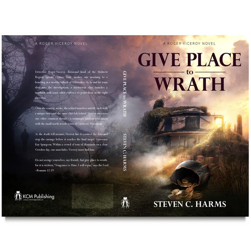Book cover Give Place to Wrath