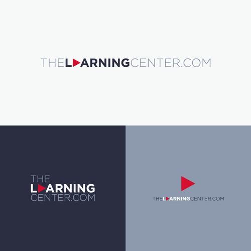 A logo for e-learning website