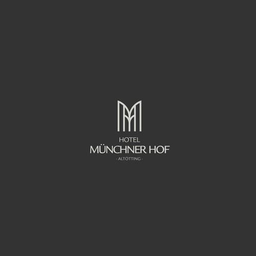 """Logo for """"Müncher Hof Hotel""""."""