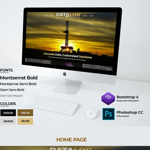 Web Page Redesign