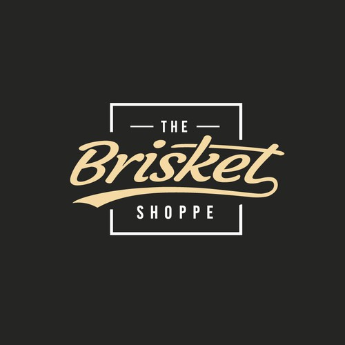 A Simple logo with Hipster Vintage styles