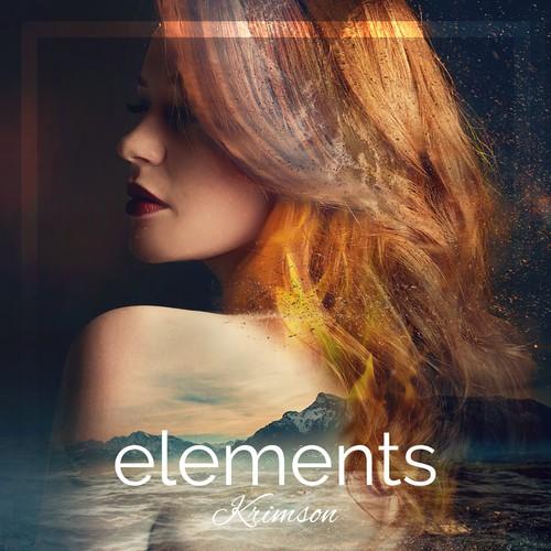 CD Cover for Krimson