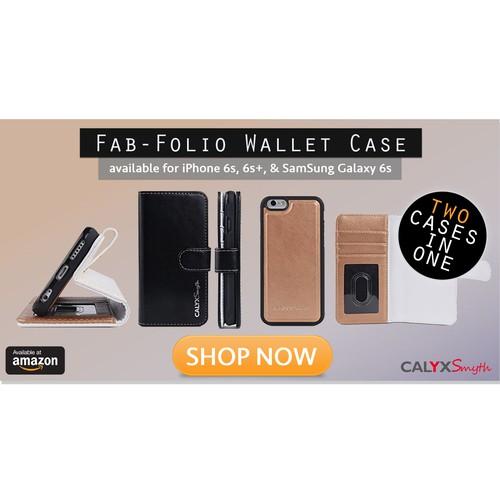 Fab-Folio Wallet Case