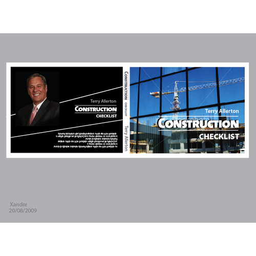Construction Book NEEDS Cover Art