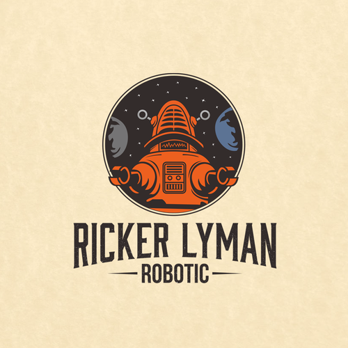 Ricker Lyman Robotic concept design