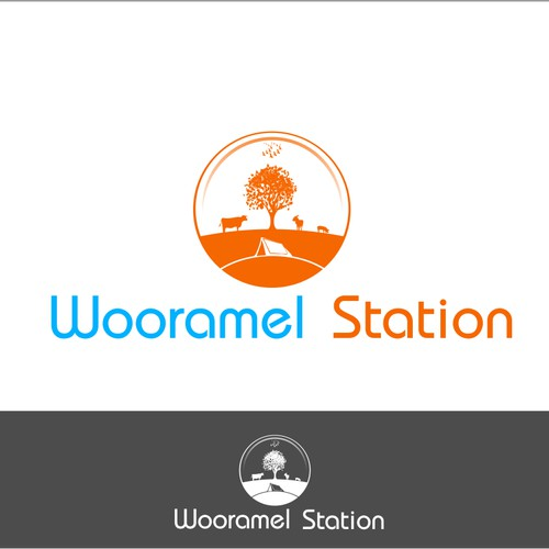 Help Wooramel Station with a new logo